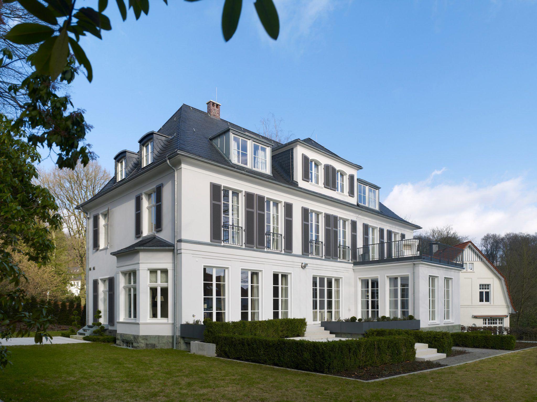 haus s kahlfeldt architekten klassische villen haus architektur und haus pl ne. Black Bedroom Furniture Sets. Home Design Ideas