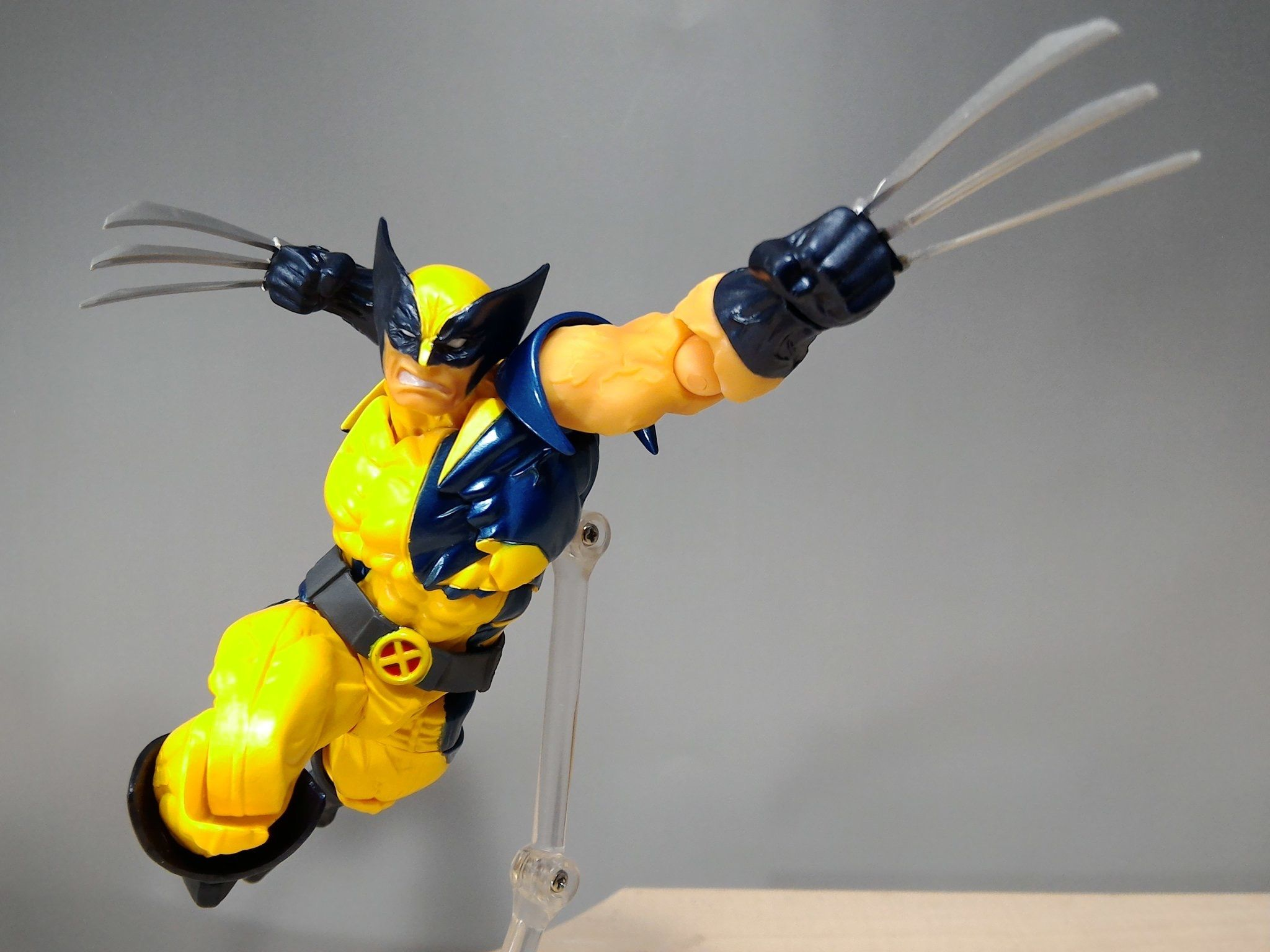 Roll Claw Marvel Action Figures Action Figure Photography Marvel Toys
