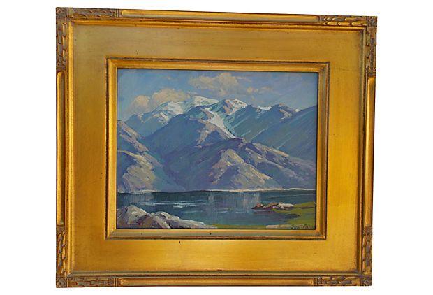 High Sierras by Paul Grimm on OneKingsLane.com
