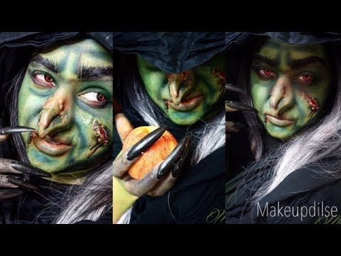 halloween tutorial i beginners snow white witch makeup