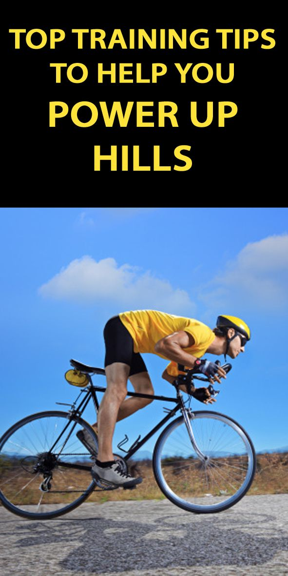Top Training Tips To Help You Power Up Hills Http Thecyclingbug