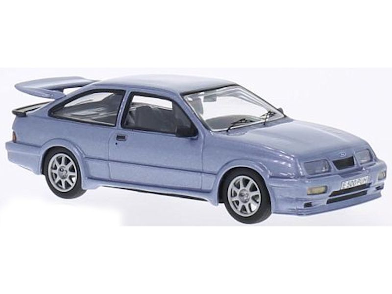 Whitebox 1 43 Ford Sierra Cosworth Rs500 Metallic Light Blue Rhd