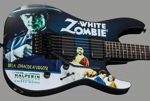 ESP Guitars: KIRK HAMMETT'S GUITAR!