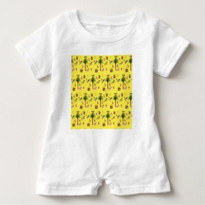 9aa0e15ef035  cute  baby  bodysuits -  Aloha - Summer Fun 2B Baby Romper