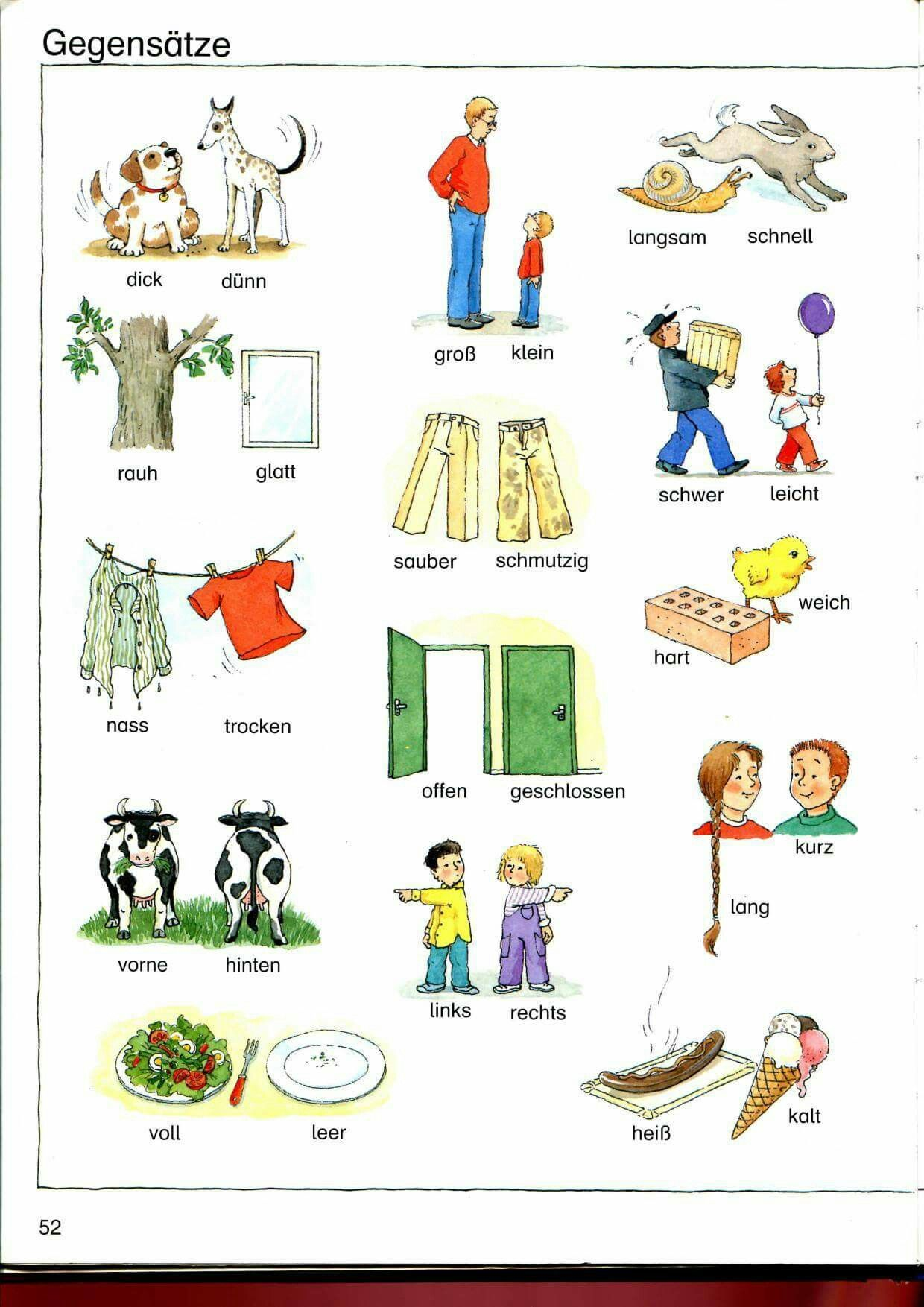 Pin By Naomi Garnett On Learning German