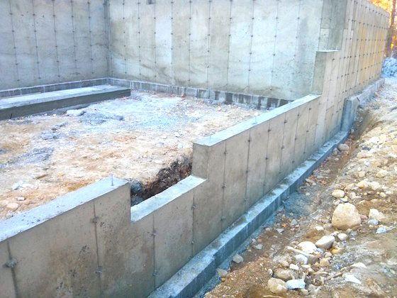 Imagen Relacionada Concrete Blocks Poured Concrete Concrete Wall