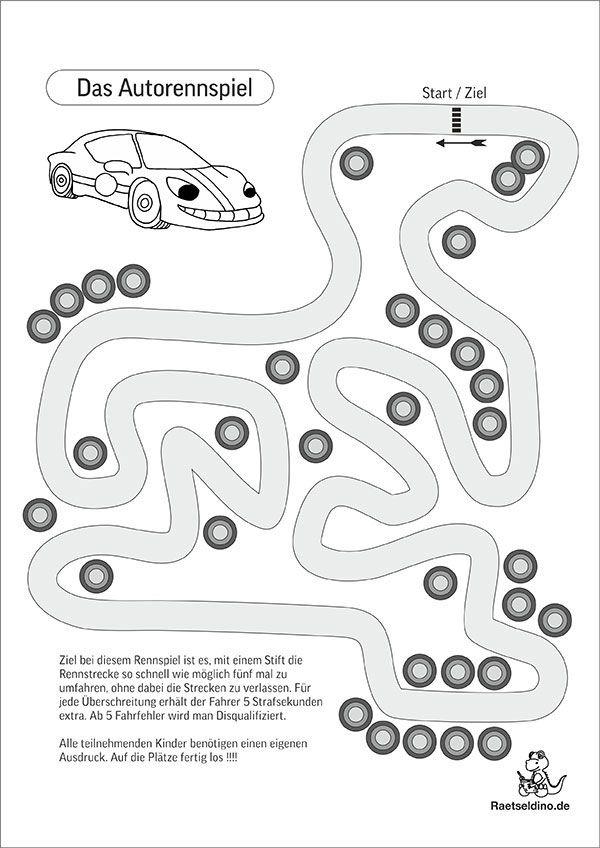 Auto Spiele Für Kindern Kostenlos