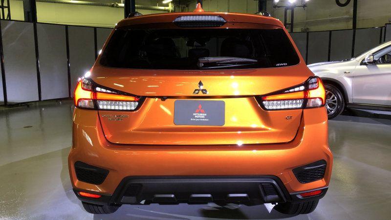 2020 Mitsubishi Outlander Sport revealed in America, drops