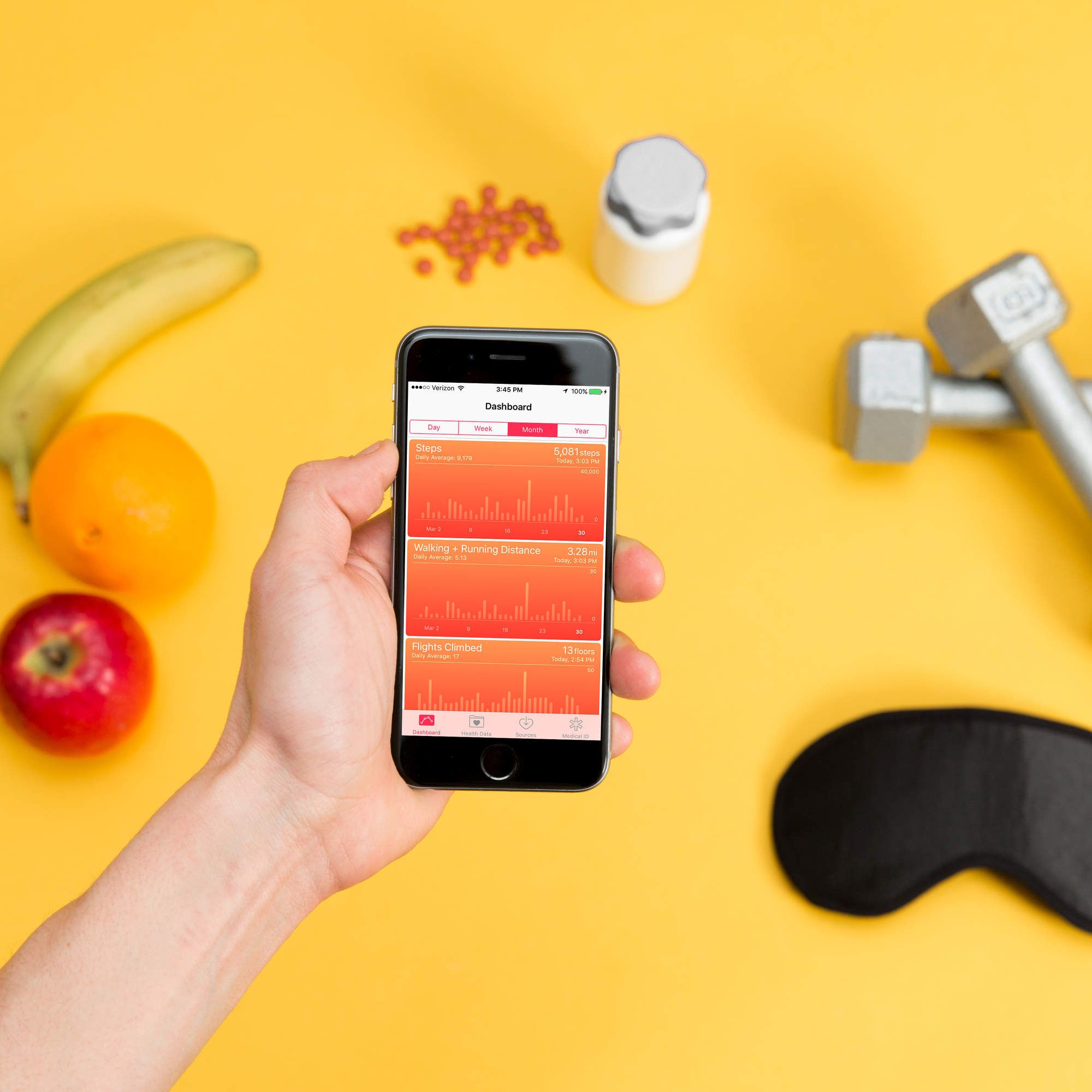 How to Turn Your iPhone Into the Ultimate Health Tracker