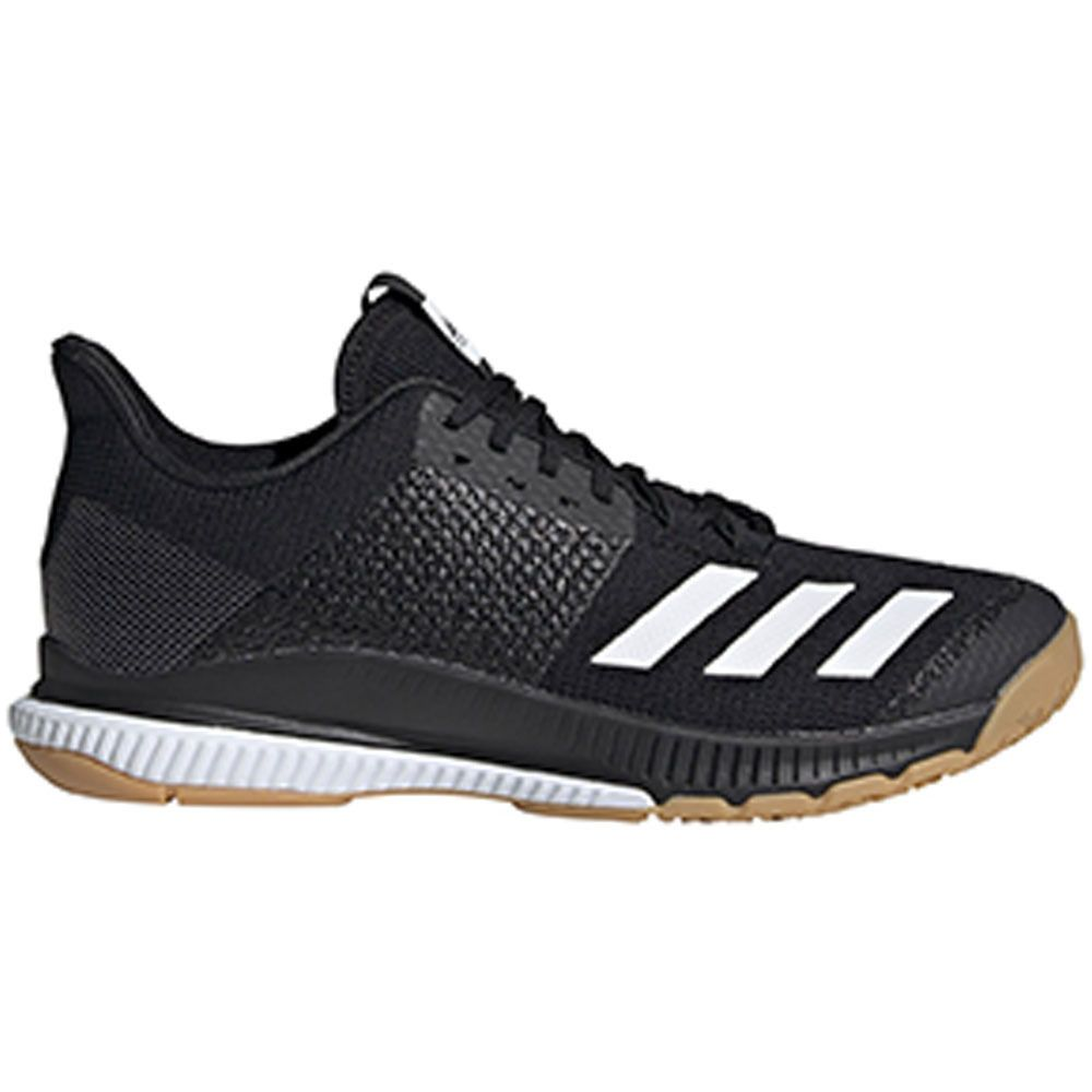 Fill The Court To Dominate Every Point The Adidas Crazyflight Bounce 3 Is A Pair Of Volleyball Shoes That Show Off A Adidas Women Adidas Mens Volleyball Shoes