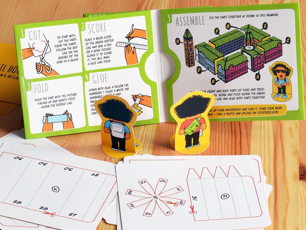 Birmingham council house cut out paper model isbn 9780993132315 cut out paper model isbn 9780993132315 price 499 malvernweather Choice Image
