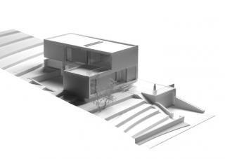 lieu : Sannois (95) type : maison individuelle maître d'ouvrage : privé           année de construction : 2009 budget : privé surface : 150 m² shab karawitz