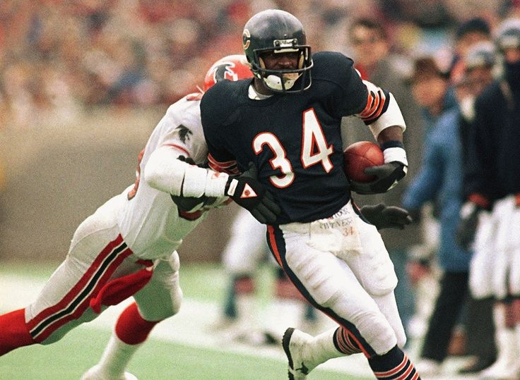 Walter Payton Football today, Running shoes for men