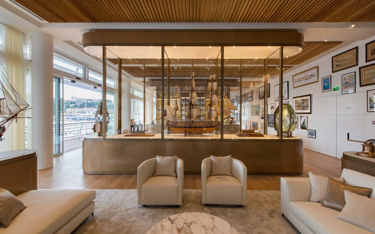 Yacht club de monaco interiors interiors what we do foster