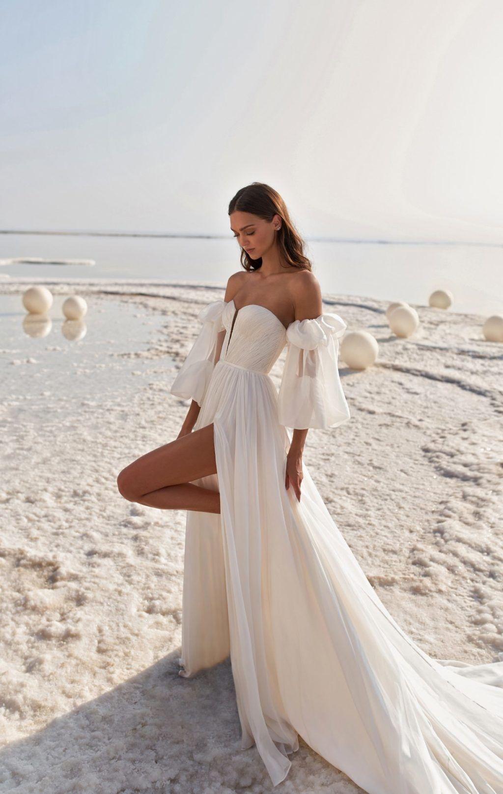 Simple Wedding Dress Design 2020 Addicfashion