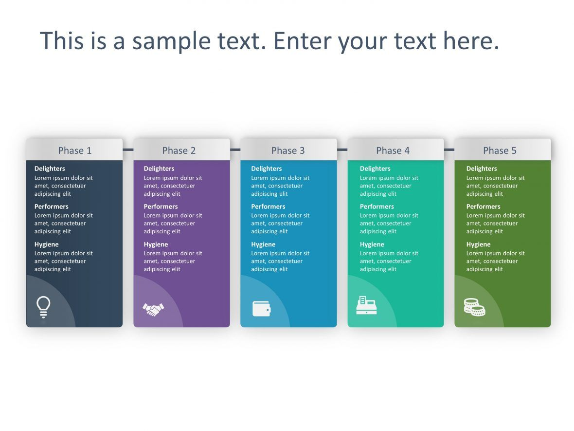 Use Product Roadmap Powerpoint Template To Illustrate The