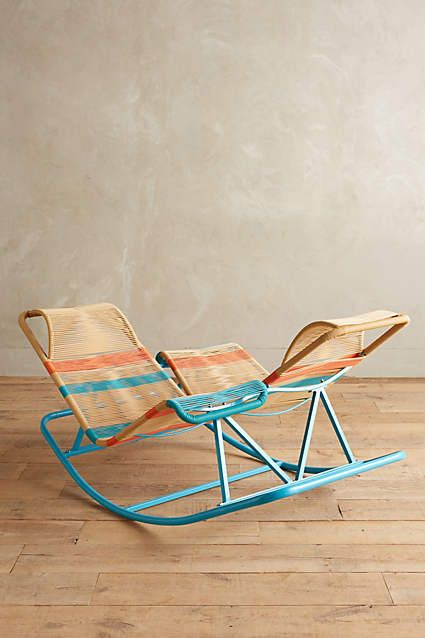 Pleasant Dual Rocking Chair Anthropologie Com Gimme Gimme Gimme Onthecornerstone Fun Painted Chair Ideas Images Onthecornerstoneorg
