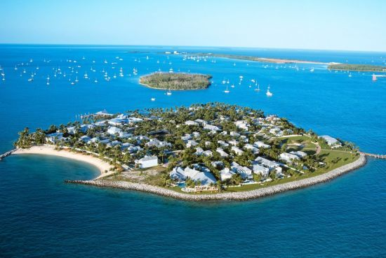 Aerial View Of Sunset Key I Adore Sunset Key And The Restaurant Called Latitudes Never Dissap Romantic Beach Getaways Island Vacation Family Resort Vacations