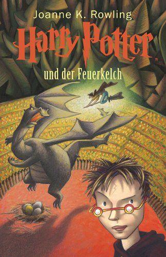 Harry Potter Und Der Feuerkelch Buch 4 German Edition 0 99 Harry Potter Book Covers Rowling Harry Potter Harry Potter Books