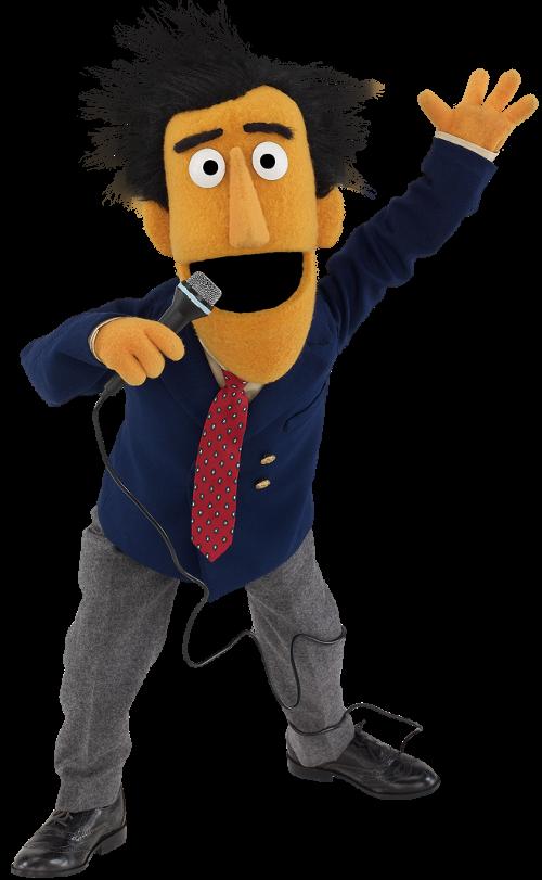 Guy Smiley Guy Smiley Sesame Street Muppets Jim Henson