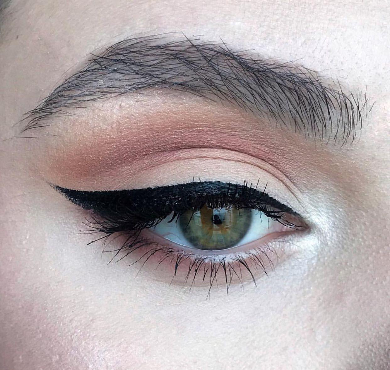 The Least Obnoxious Eye Ive Pinned Peinados Y Maquillajes En - Paso-a-paso-como-pintarse-los-ojos