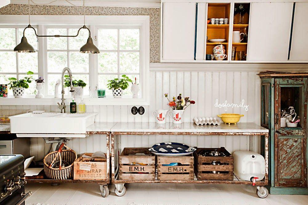 Pin de adriana molina en muebles pinterest for Estructura de una cocina industrial