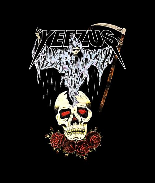 Bonestudio Net Custom T Shirts Store Yeezus Tour Custom Tshirts Kanye