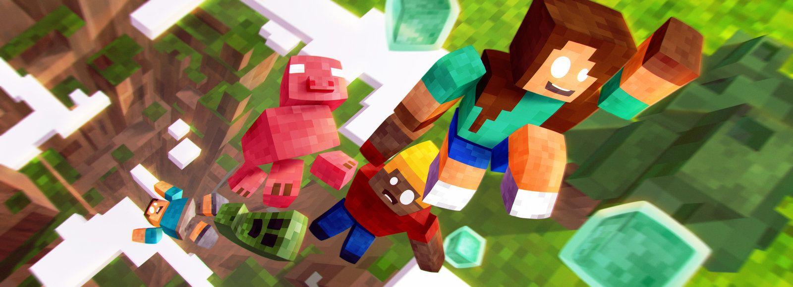 Minecraft by DylanPierpont.deviantart.com on @deviantART