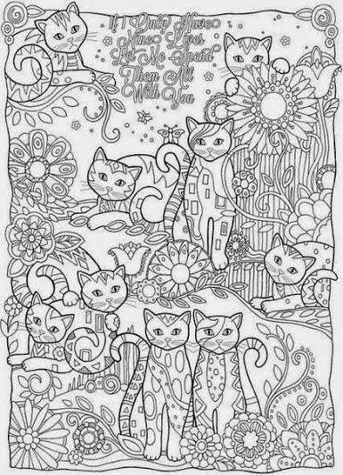 Раскраски для взрослых антистресс. | Раскраски с животными ...