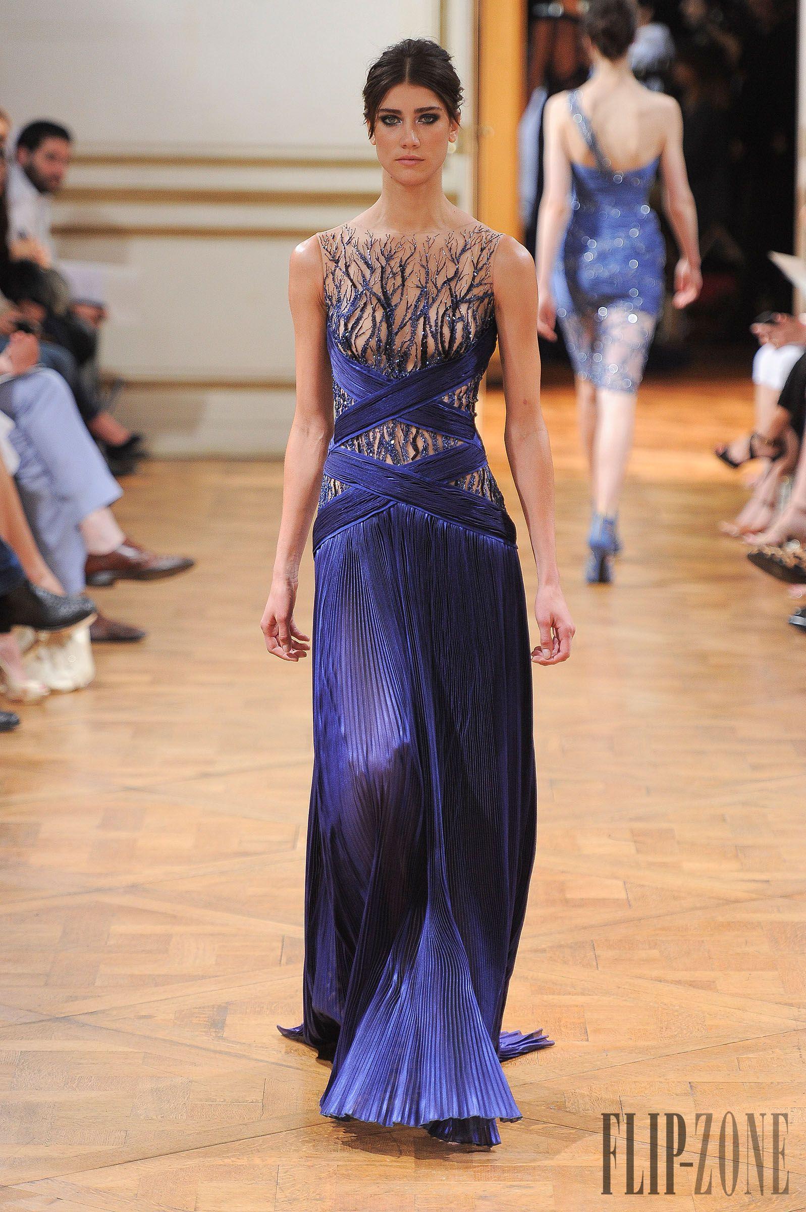 Zuhair murad fallwinter couture flipzone