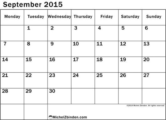 Pictures Of September Calendar Google Search Projects To Try