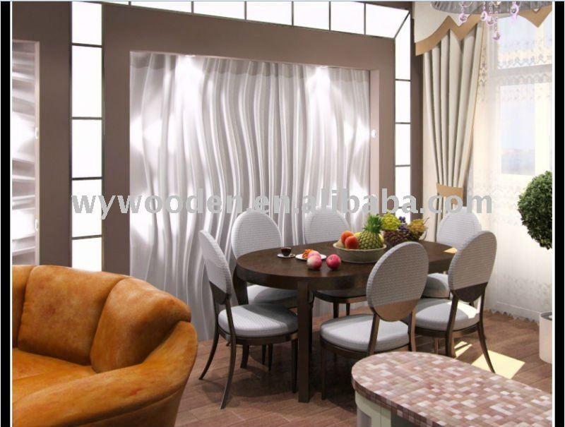 paneles decorativos para paredes-Pantallas y particiones habitación