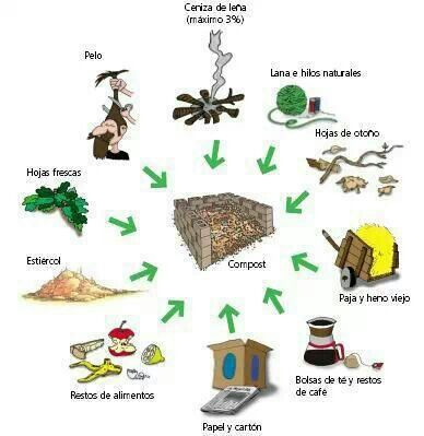 Como Hacer Composta Compost Abono Organico Como Hacer Composta