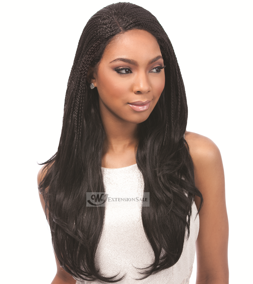 Terrific Sensationnel Empress Braided Lace Wig Senegal J Curl Braid Lace Hairstyles For Men Maxibearus