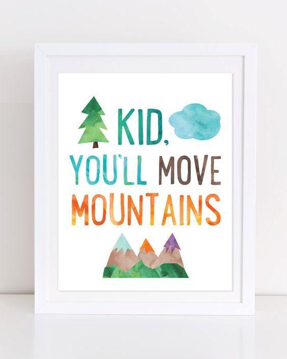 qoute boys move mountains - Google zoeken