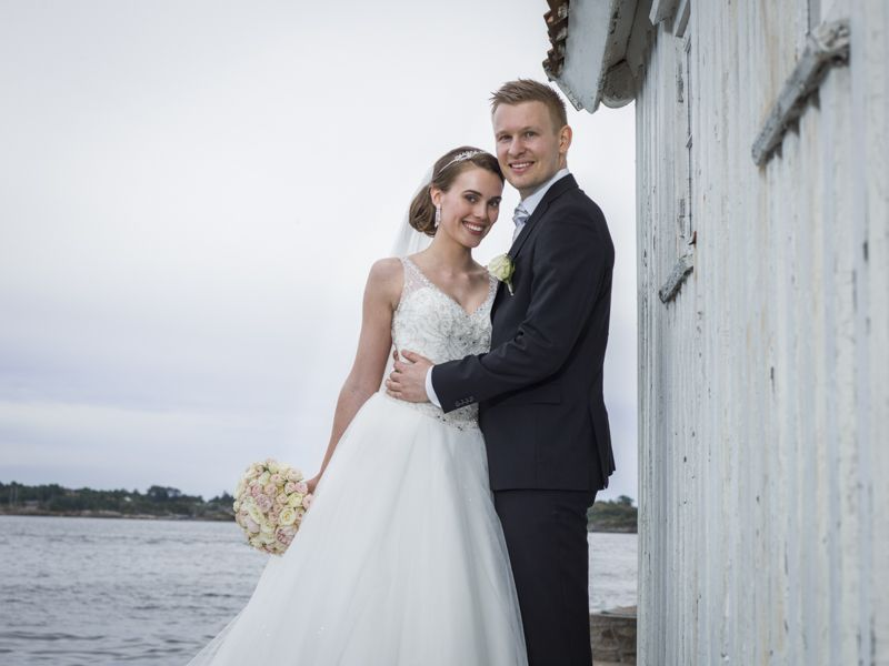 Wedding Arendal Norway