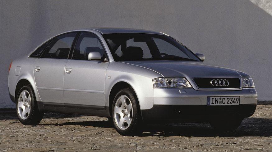2002 Audi A6 Sedan Audi A6 Audi Owners Manuals