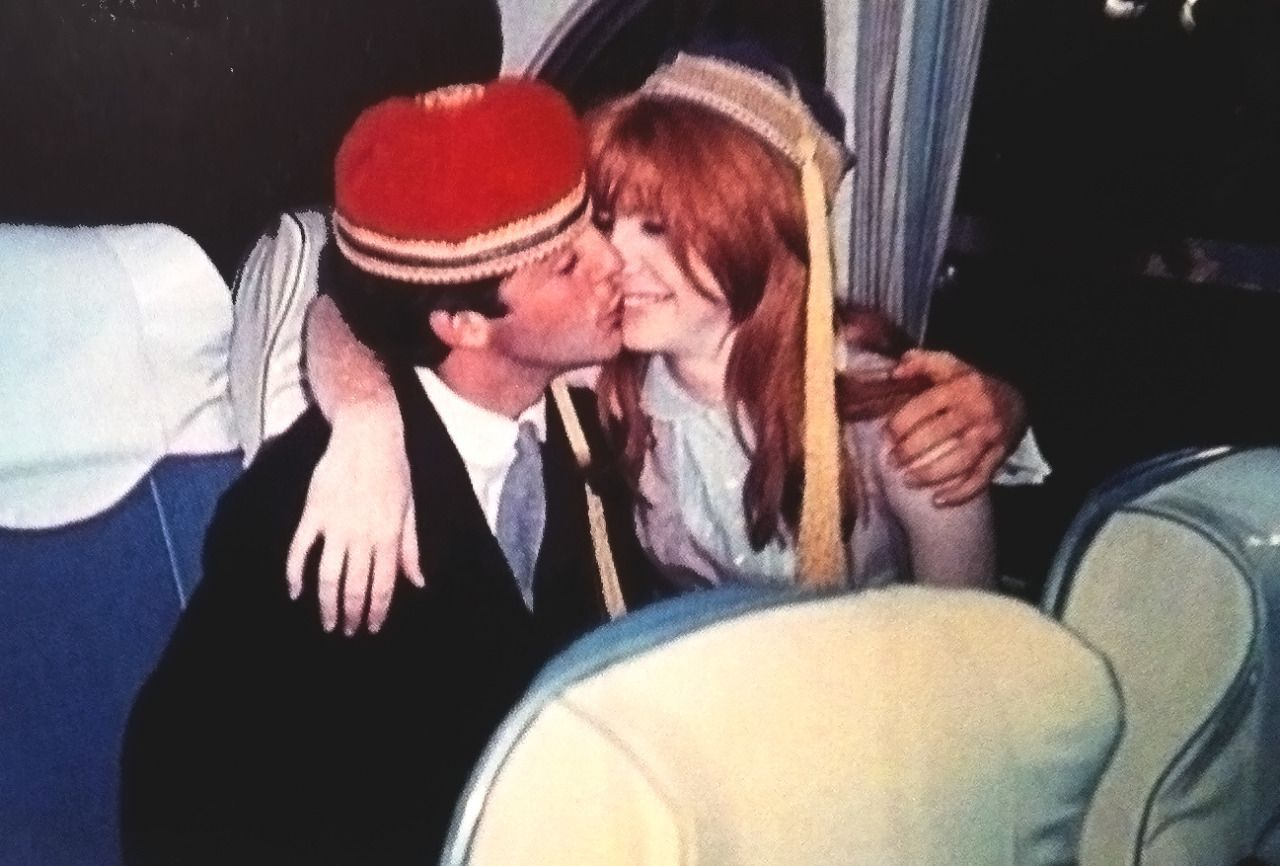 "maureensadoll: ""September 1963, 21-year-old Paul McCartney & 17-year-old  Jane Asher in Greece "" (With images) 