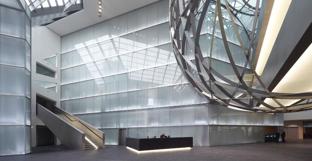 deutsche bank frankfurt foyer Google 搜索 Cladding