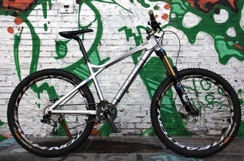 Chumba HX1 not my bike