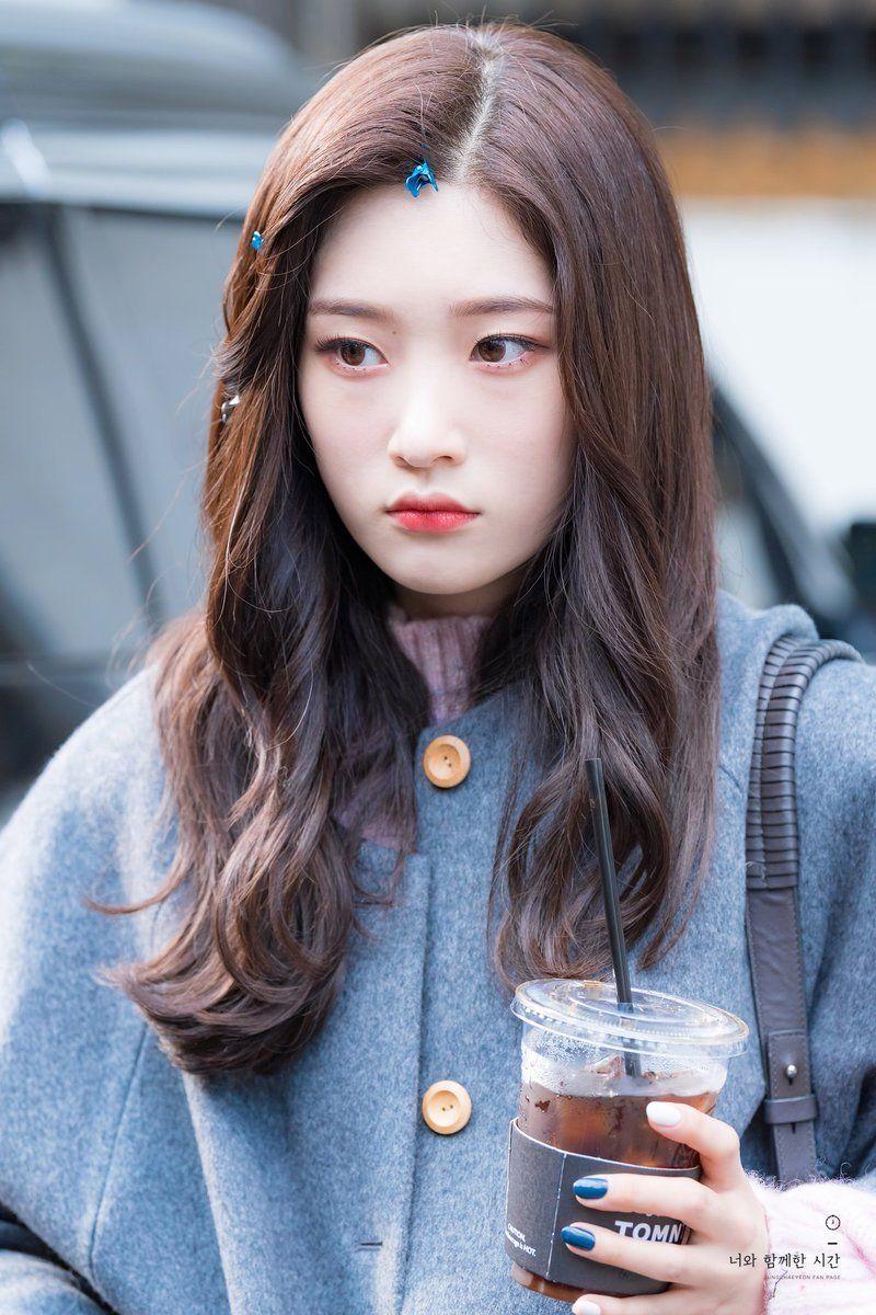 Dedicated To Female Kpop Idols Kpop Hair Jung Chaeyeon Kpop Girls