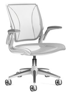 Humanscale World Task Chair - White  sc 1 st  Pinterest : humanscale task chair - Cheerinfomania.Com