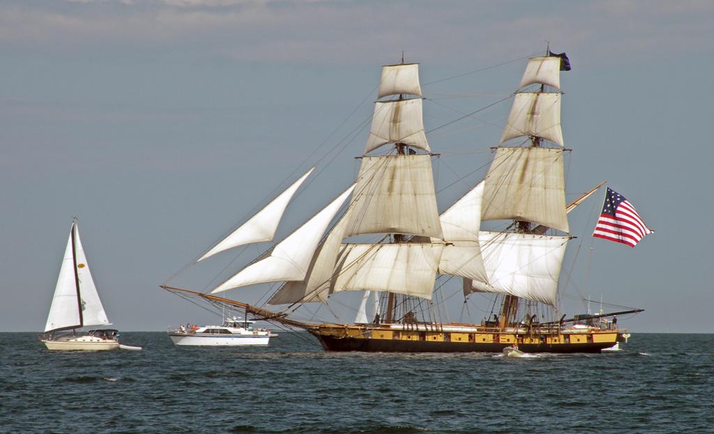 Washington Ship Girls Uss