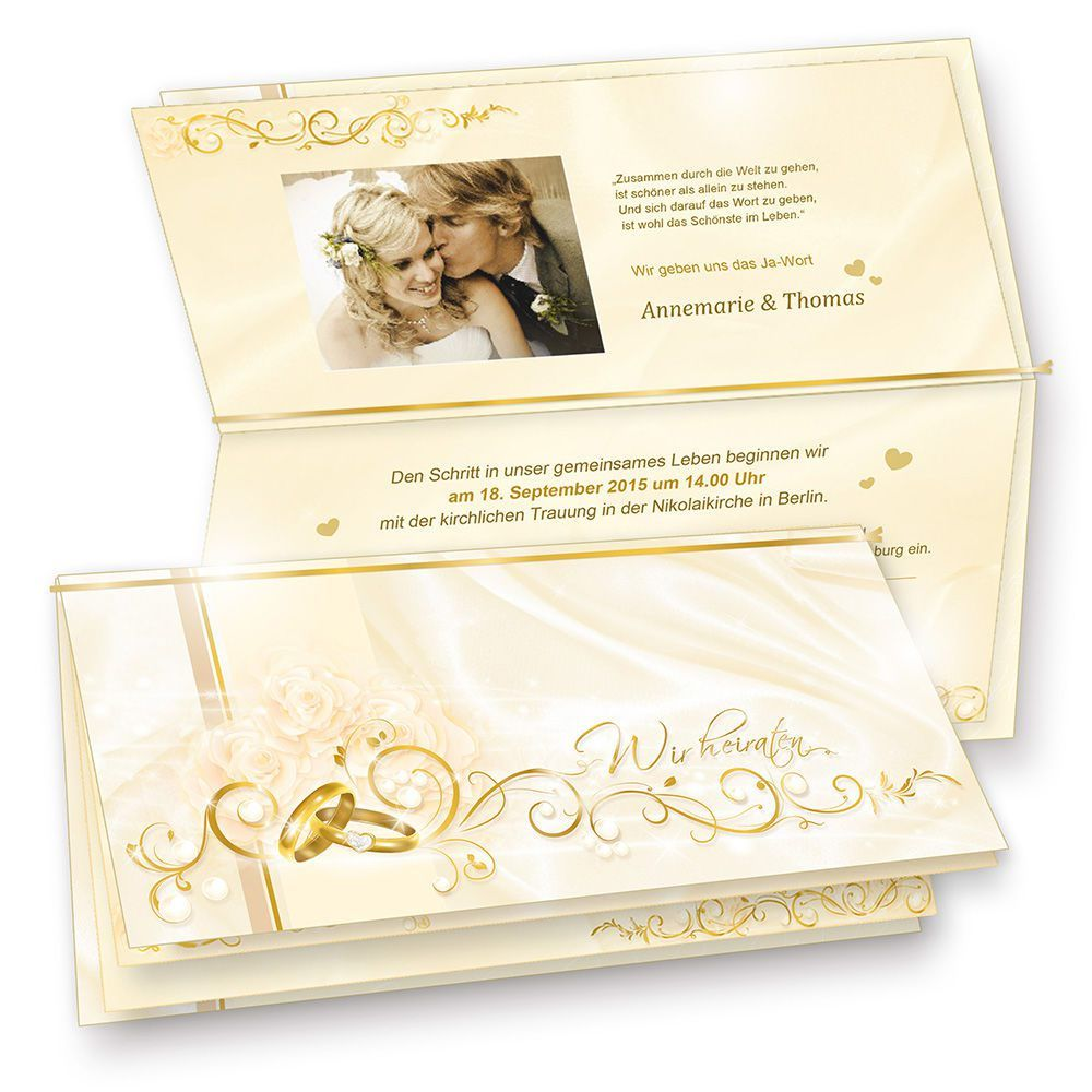 Hochzeitskarten Kostenlos Gestalten Einladungskarten Hochzeit