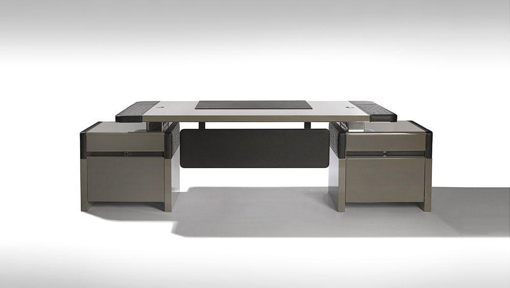 Executive Desk Contemporary Home Office Desks Luxury