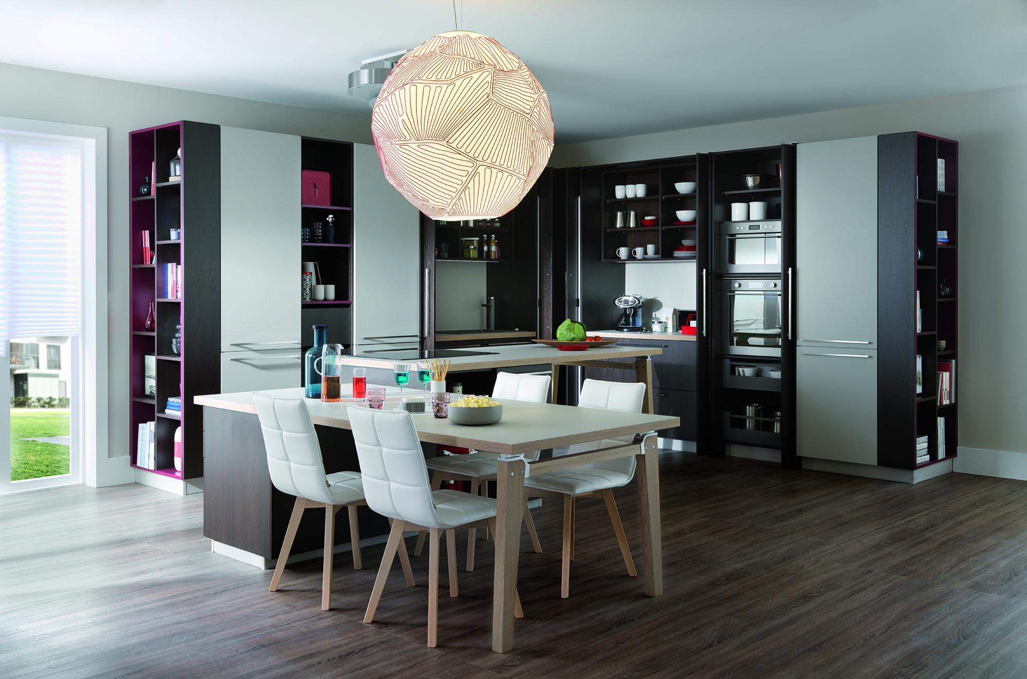 Schmidt keuken type moon cool cuisine design schmidt kitchen matte