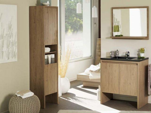 Colonne salle de #bain #miliboo #salledebains Salle de bains