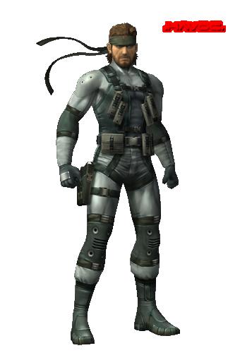 Solidsnake Png 340 510 Metal Gear Metal Gear Solid Snake Metal Gear
