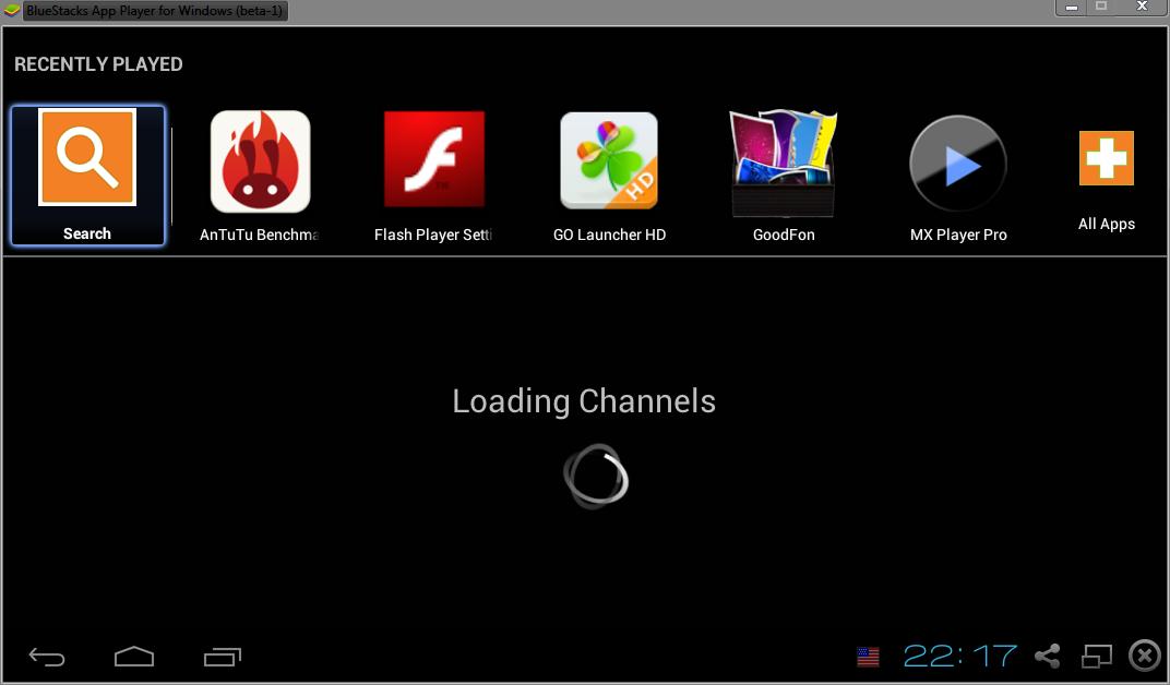 BlueStacks App Player 0 9 1 4057 CNET Download com Free