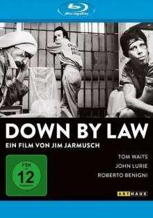 Down by Law (OmU) (Blu-ray), Blu-ray Disc